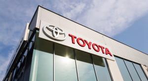 Toyota wstrzymała produkcję w Czechach