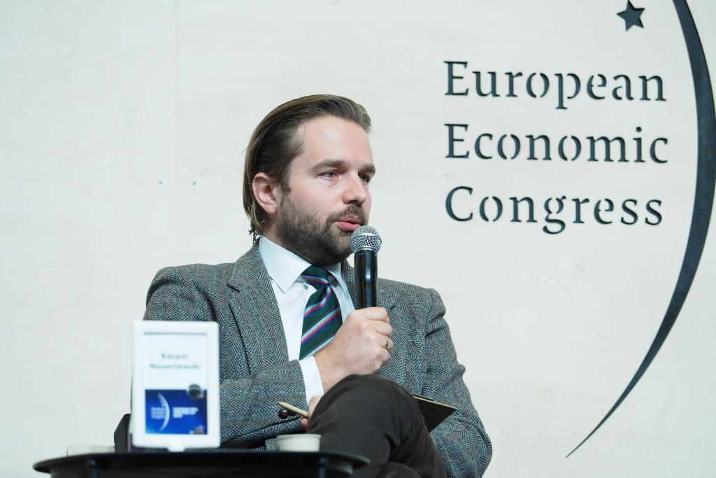 Kacper Nosarzewski, partner w 4CF. Fot. PTWP