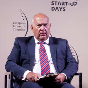 Minister Tadeusz Kościński. Fot. PTWP
