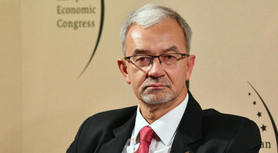 Jerzy Kwieciński: gaz będzie odgrywał olbrzymią rolę