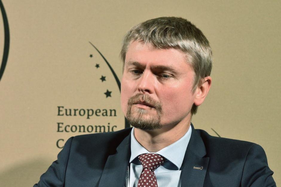 Tomasz Stępień, prezes Gaz-System
