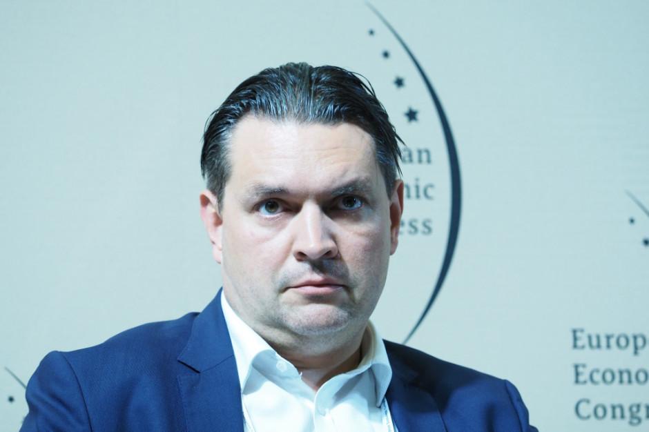 Marcin Bazylak, prezydent Dąbrowy Górniczej. Fot. PTWP