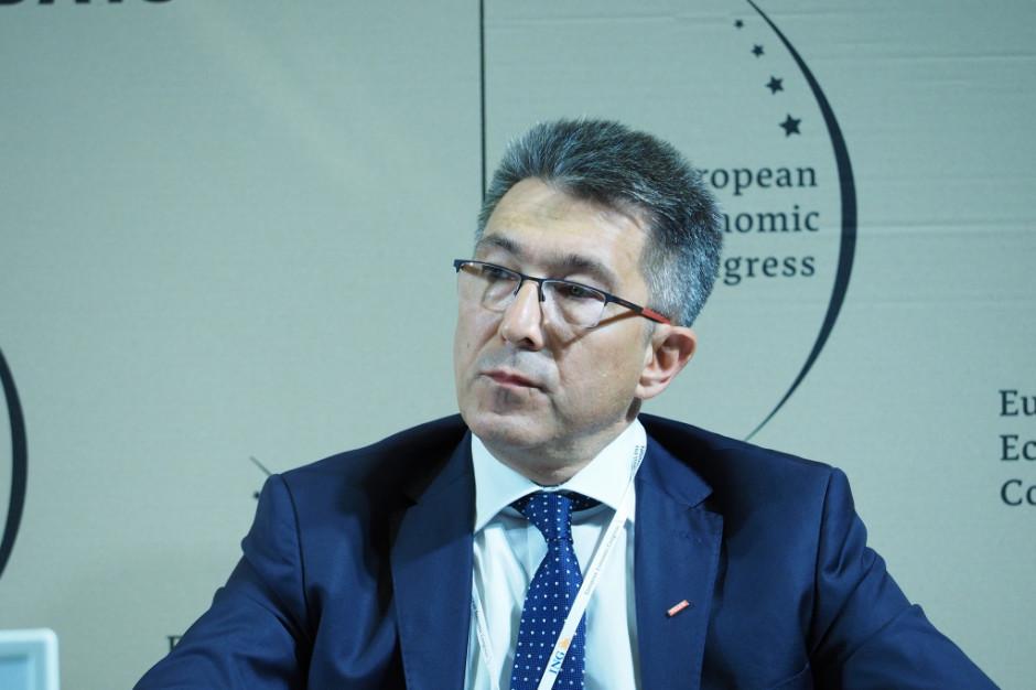 Jacek Siwiński, prezes spółki Velux Polska. Fot. PTWP