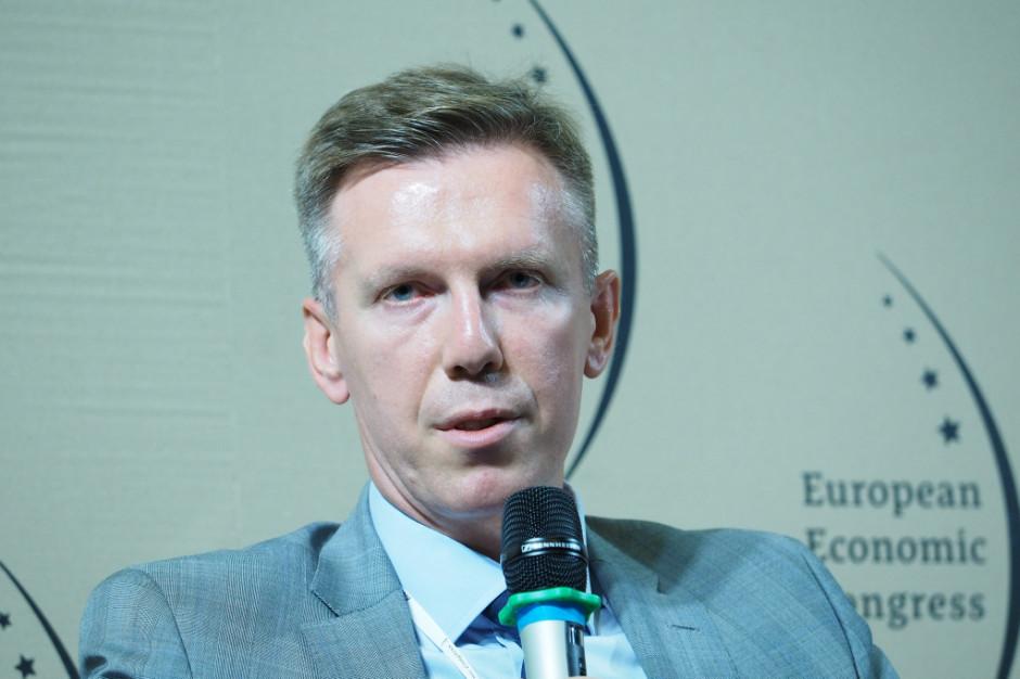 Tomasz Buras, dyrektor zarządzający Savills Polska. Fot. PTWP
