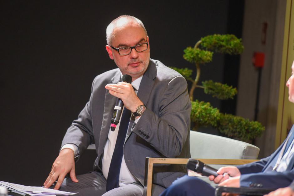 Dyskusję moderował Adrian Ołdak, zastępca redaktora naczelnego WNP.PL. Fot. PTWP