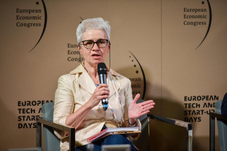 Halina Brdulak z Katedry Zarządzania Międzynarodowego Szkoły Głównej Handlowej w Warszawie. Fot. PTWP