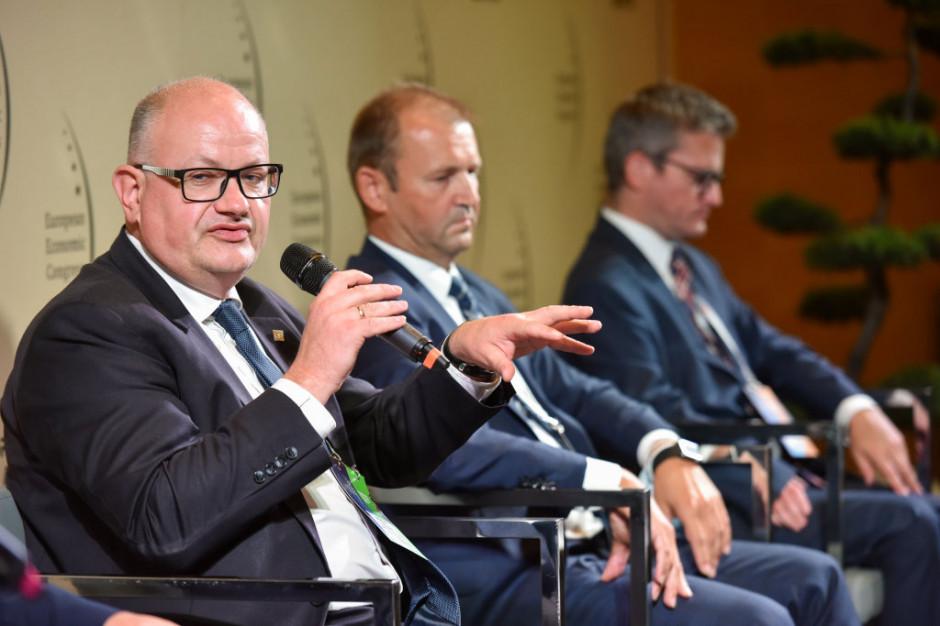 Michał Stupak, menadżer ds. rynku żeglugowego w Zarządzie Morskiego Portu Gdańsk