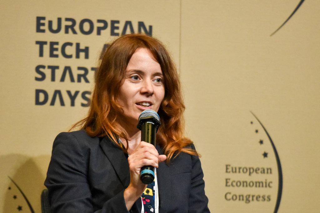 Joanna Wis-Bielewicz, Market Developer, Ørsted (Fot. PTWP )
