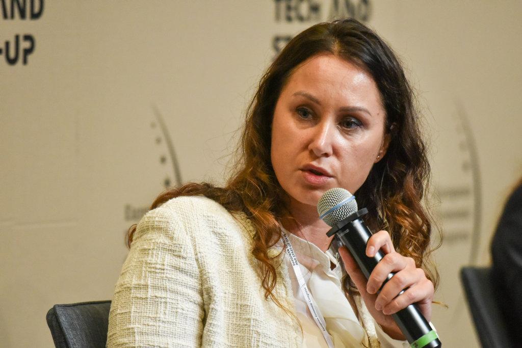 Agnieszka Kulińska, partner w kancelarii Dentons (Fot. PTWP).