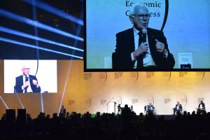 Europejski Kongres Gospodarczy zaskoczył oglądalnością. Oto 5 najpopularniejszych debat