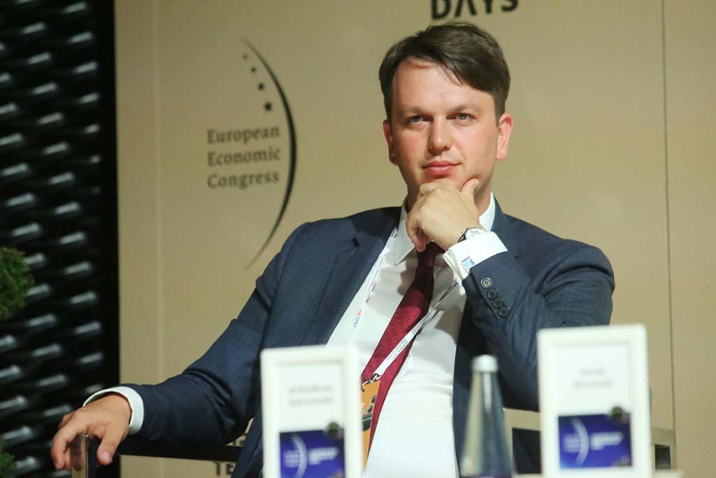 Arkadiusz Sekściński, wiceprezes zarządu ds. rozwoju PGNiG (Fot. PTWP).