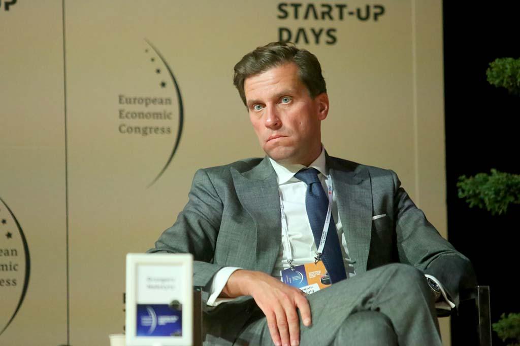 Grzegorz Należyty, prezes Siemens Energy (Fot. PTWP).