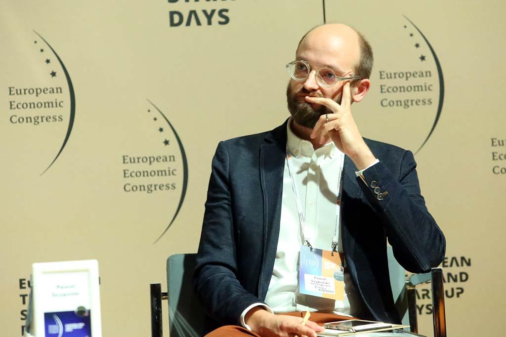 Paweł Szypulski, dyrektor programowy Greenpeace Polska (Fot. PTWP).