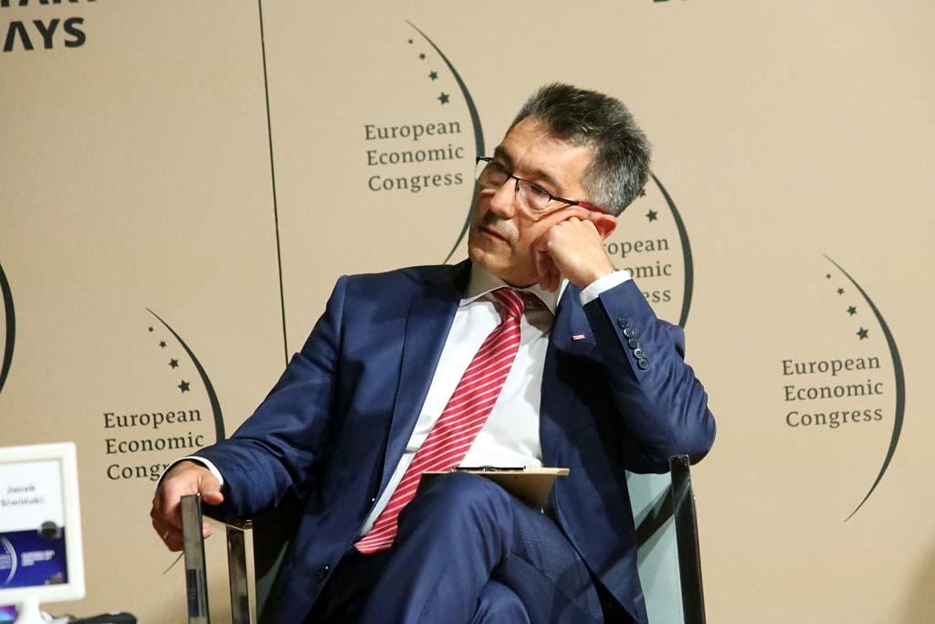 Jacek Siwiński, prezes Velux Polska (Fot. PTWP).