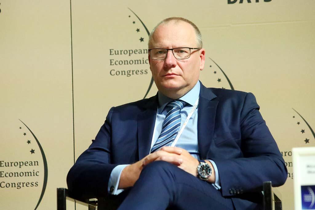 Mirosław Skoworon, członek zarządu Ciech (Fot. PTWP).