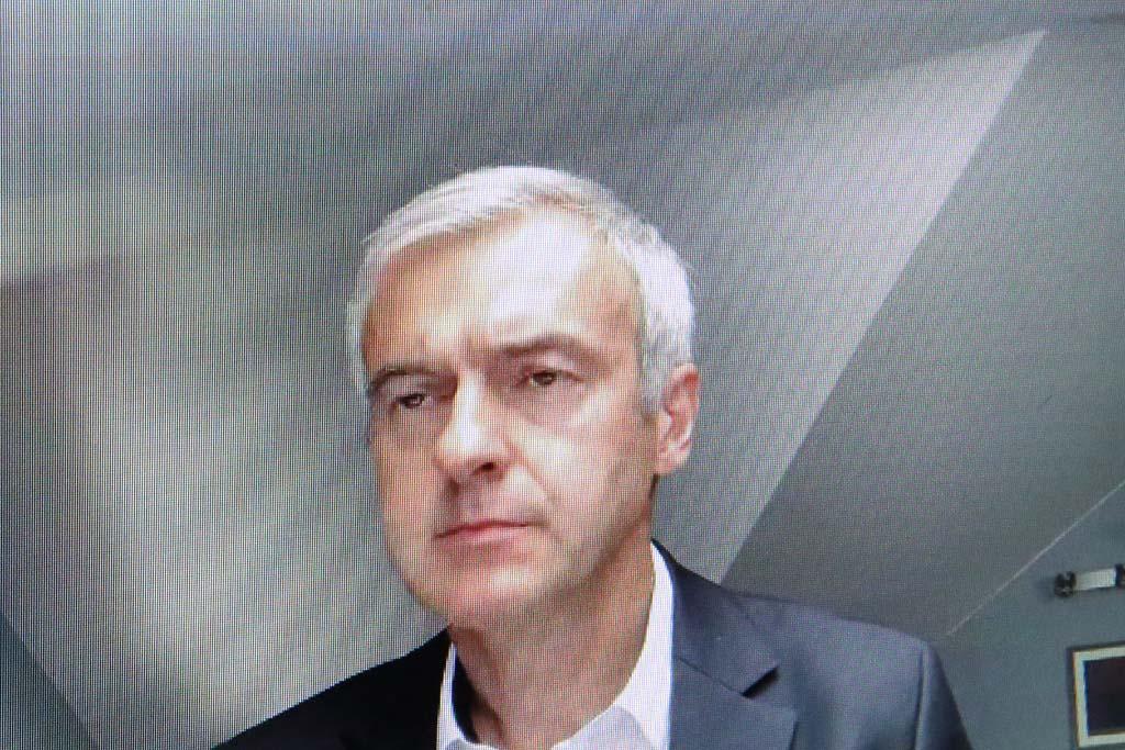 Bartłomiej Pawlak, wiceprezes zarządu Polskiego Funduszu Rozwoju (Fot. PTWP).