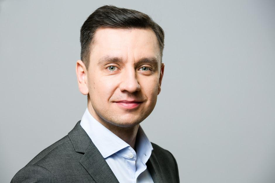 Maciej Gryczewski, specjalista ds. sprzedaży OEM w firmie Siemens