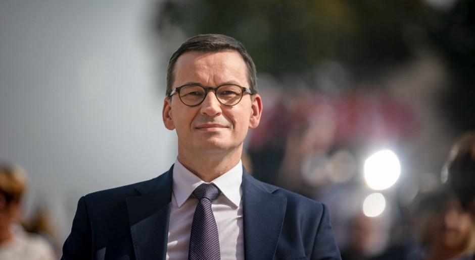 """Francja: Morawiecki w """"Politique internationale"""": Nord Stream 2 to sprawdzian dla europejskiej solidarności"""