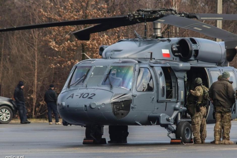 Black Hawk, fot. Policja polska