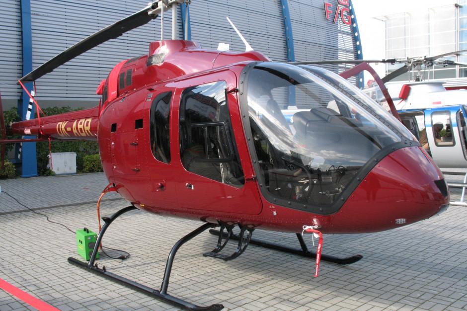 Bell 505 Jet Ranger X/ fot. WK