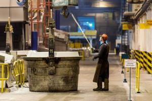Metalowy gigant otwiera siedzibę tuż przy granicy z Polską