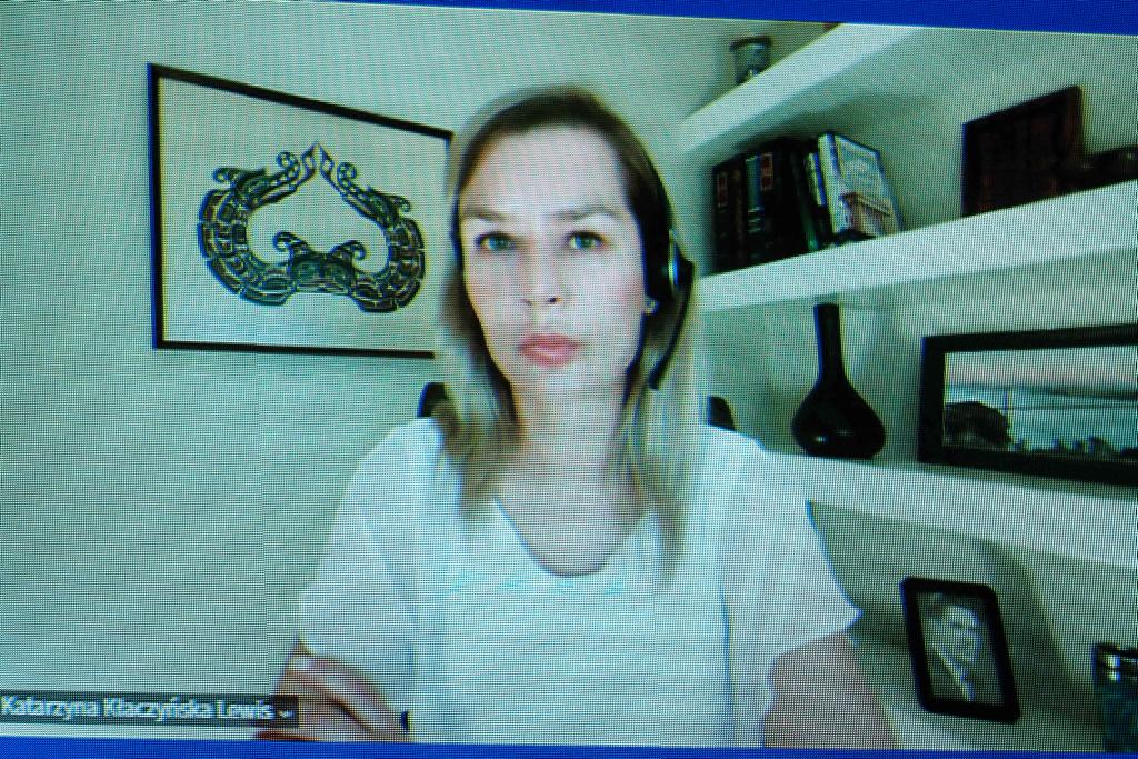 Katarzyna Kłaczyńska-Lewis, EY Law (Fot. PTWP).