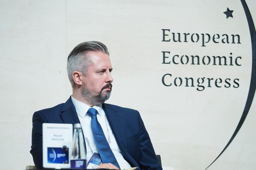 Paweł Stańczyk, prezesa PGNiG Termika (Fot. PTWP).