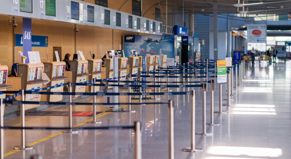 Nawet 40 proc. pracowników poznańskiego lotniska może stracić pracę