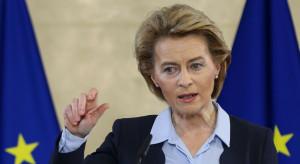 Szefowa KE sugeruje rozwiązanie dla Polski i Węgier ws. praworządności