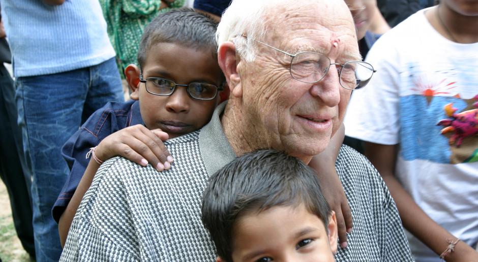 Bill Gates Senior nie żyje
