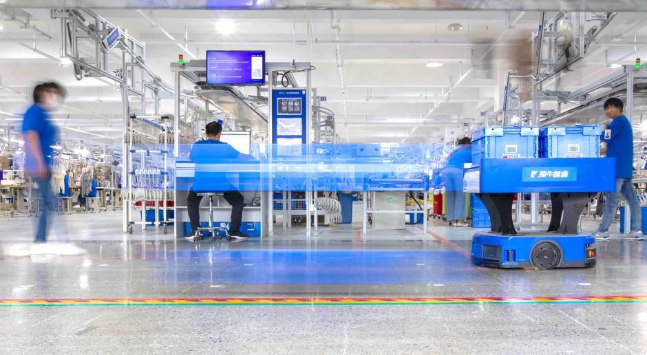 """Alibaba otwiera """"inteligentną"""" fabrykę w Chinach"""