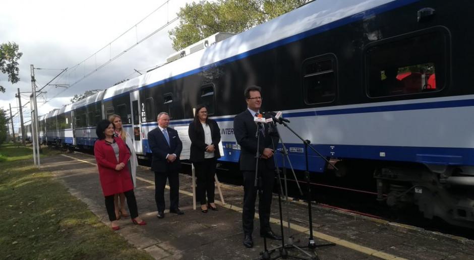Rozpoczęła się modernizacja 71-km odcinka Czyżew-Białystok Rail Baltica
