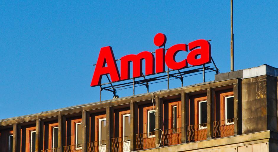 Amica poprawiła rentowność sprzedaży w trakcie pandemii. Będzie dywidenda
