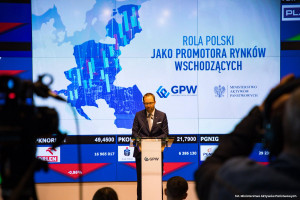 GPW przejmuje zagraniczną giełdę