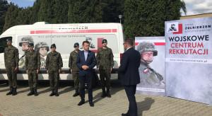 Więcej wojska na wschodzie Polski. MON chce skrócić czas rekrutacji