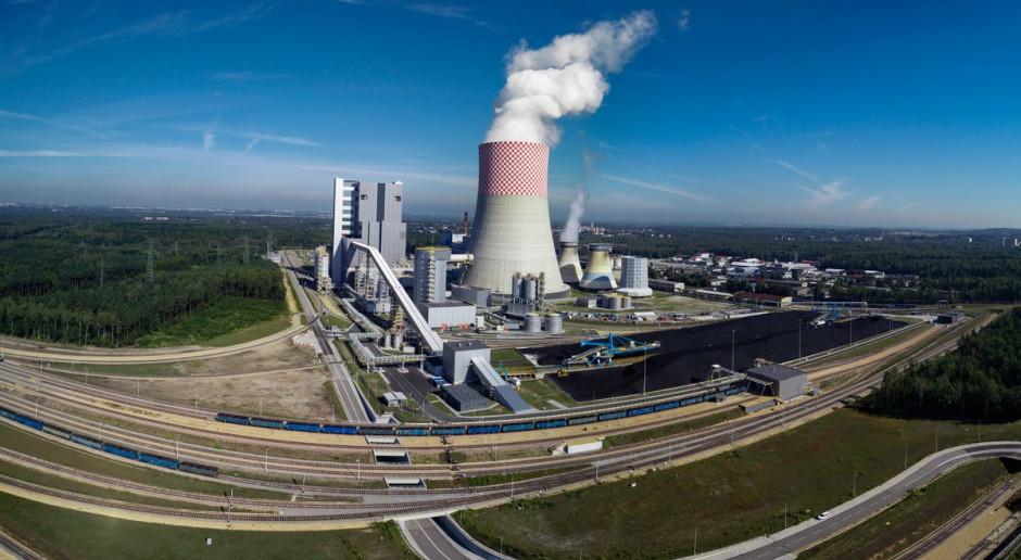 Nowy blok 910 MW w Elektrowni Jaworzno III zyskał połączenie kolejowe