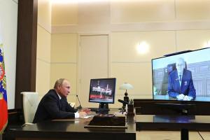 Putin: Rosja dysponuje doskonałą bronią