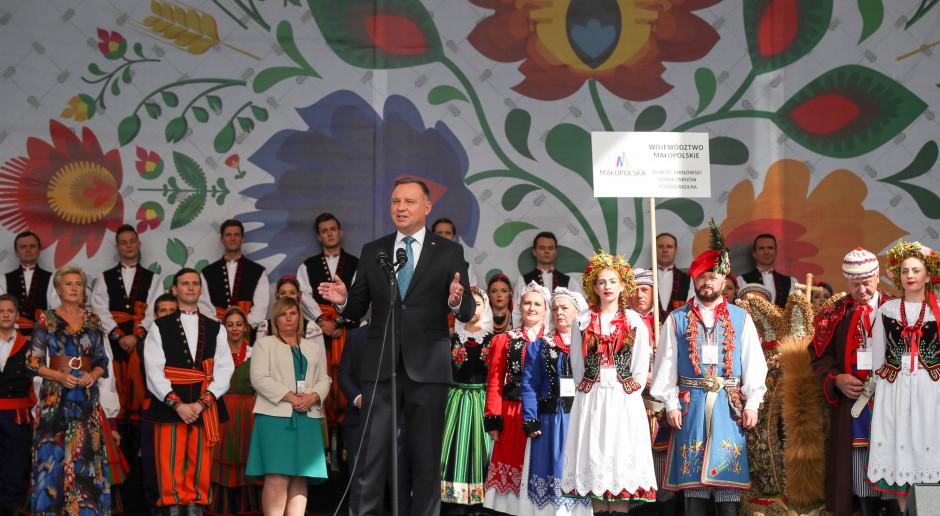 Prezydent: W tym roku Polacy przekonali się dobitnie, jak ważna jest praca rolników