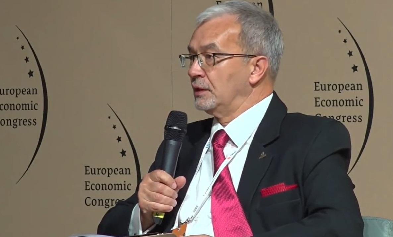 Jerzy Kwieciński, prezes zarządu PGNiG (mat. PTWP).