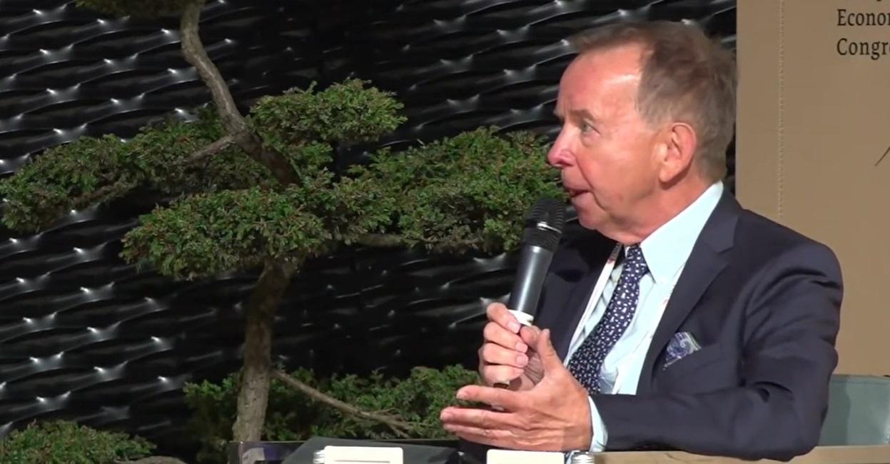 Adam Czyżewski, główny ekonomista PKN Orlen (mat. PTWP)