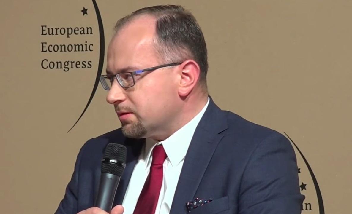 Paweł Jan Majewski, prezes zarządu Grupy Lotos (mat. PTWP).