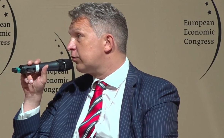 Jarosław Wajer, partner, Lidera Doradztwa dla Sektora Energetycznego w Dziale Business Consulting EY (mat. PTWP).