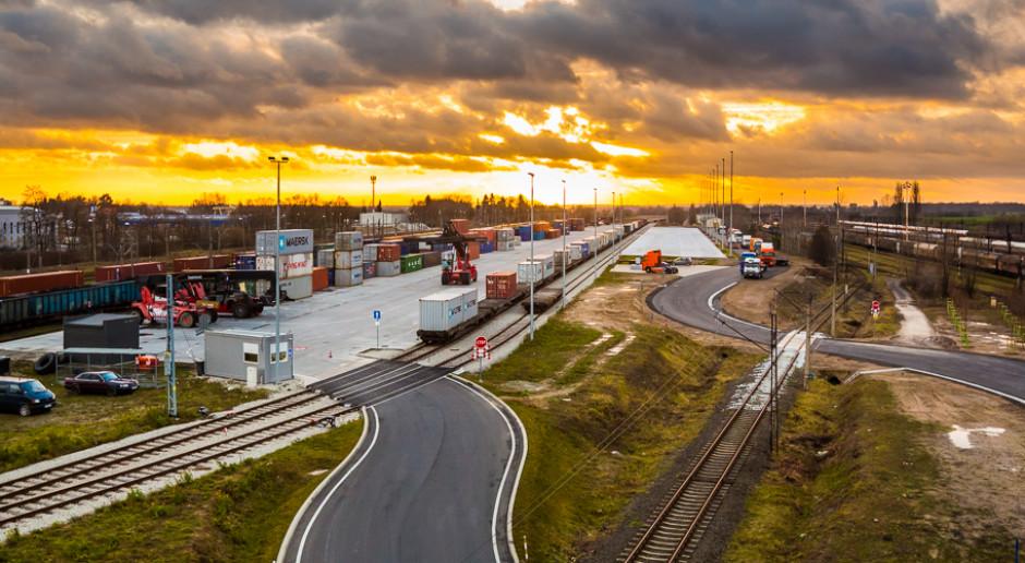 Rekordowe przewozy intermodalne w Polsce