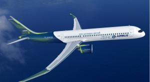 Airbus ujawnił, jak bardzo samoloty zatruwają powietrze