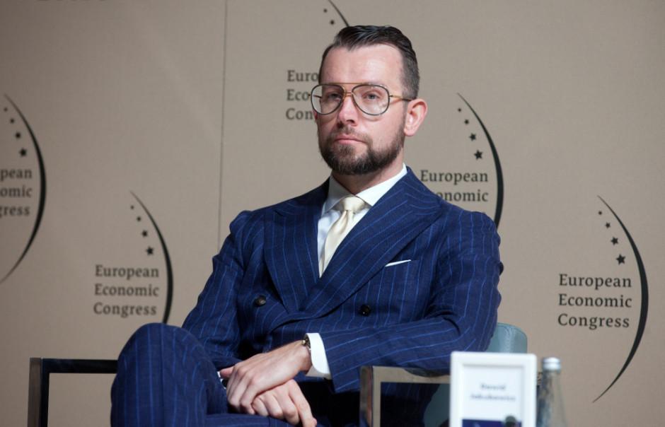 Dawid Jakubowicz, prezes Ciech
