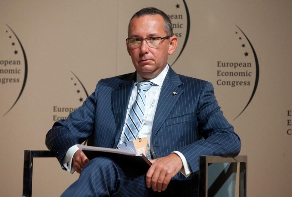 Mirosław Proppé, prezes Fundacji WWF Polska