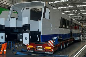 Aluminiowe pociągi dla PKP Intercity. Mała masa, ale duża wytrzymałość