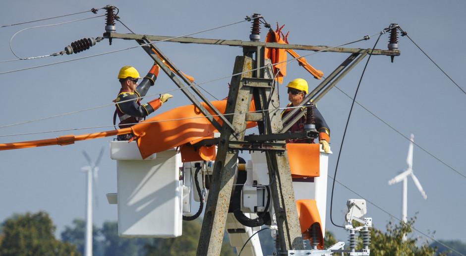 Urząd określi zasady dostępu do słupów linii energetycznych
