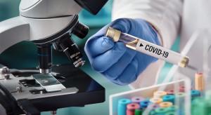 Polska firma pokazała pierwszy na świecie lek na COVID-19. Efektem giełdowy rajd