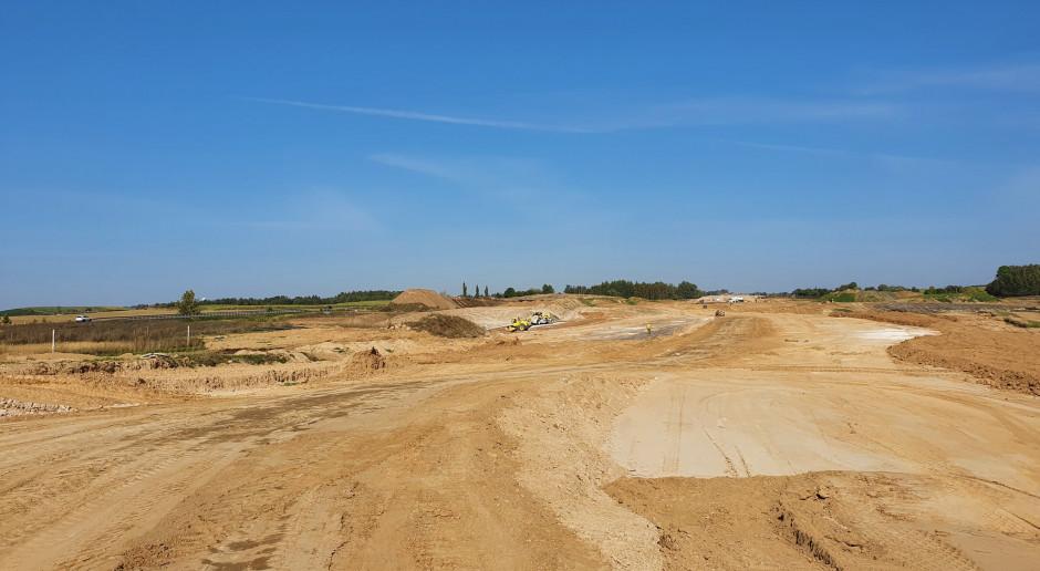 Adamczyk: budowa drogi Via Baltica idzie w bardzo dobrym tempie